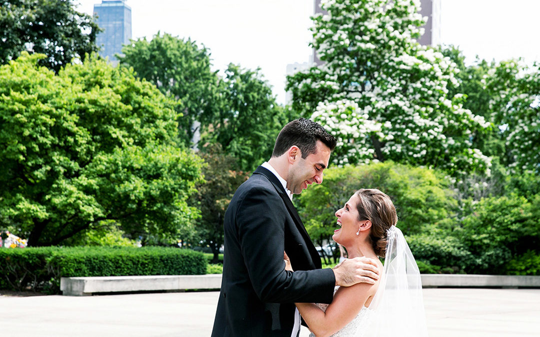 Katy and Bryce's Chicago History Museum Wedding
