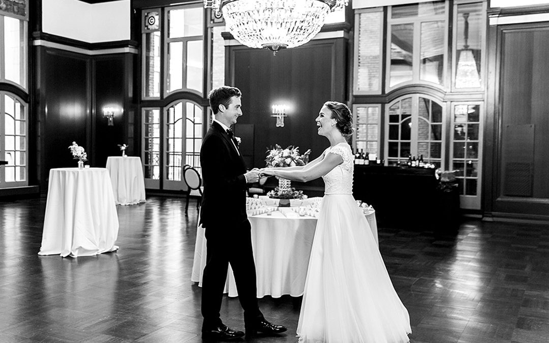 Ashlyn and Brian's Chicago Athletic Association Wedding!