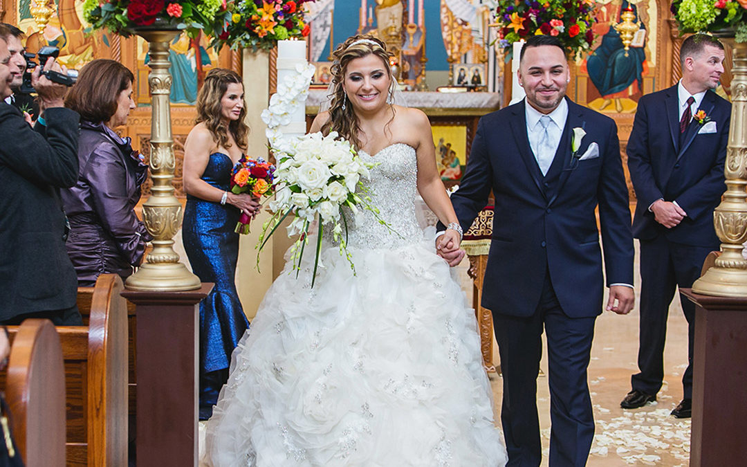 Dina and Al's Big Greek Wedding!