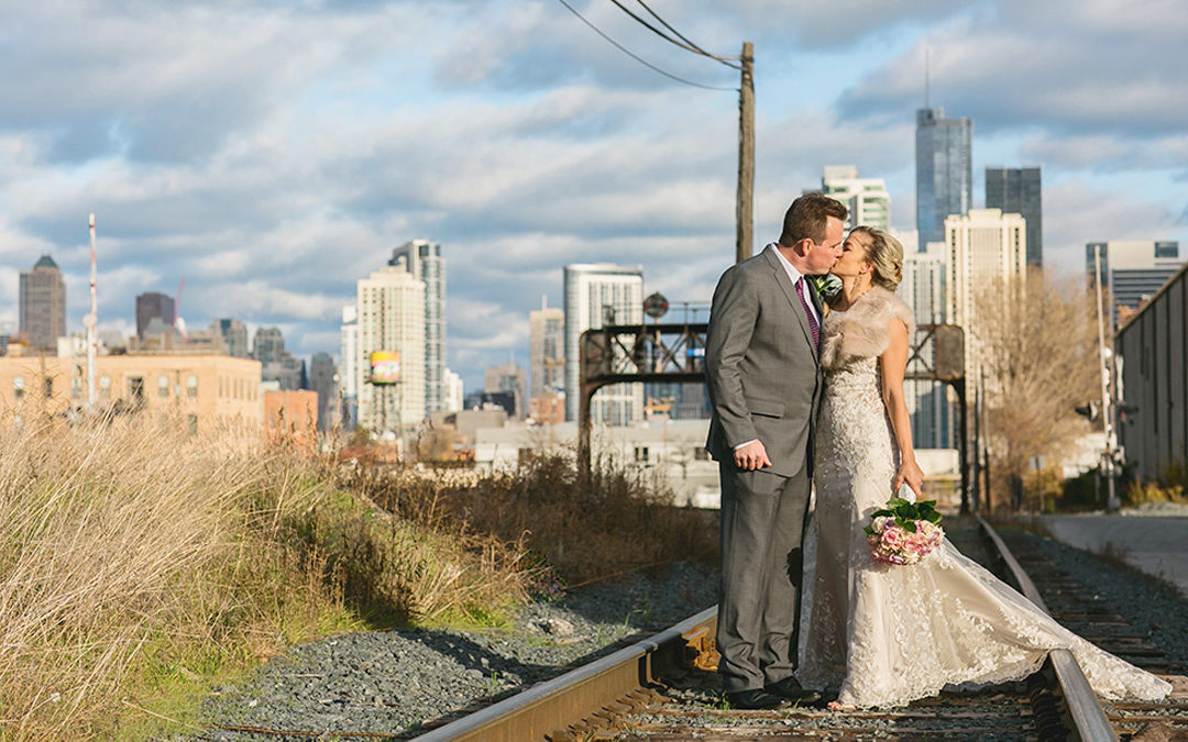 Jessica and Marty's Morgan Manufacturing Wedding!