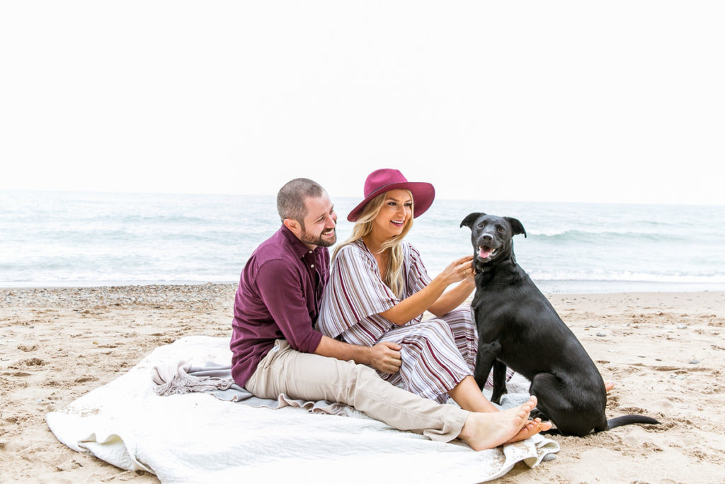 dawn e roscoe photography elise mikey riley outdoor beach family XA