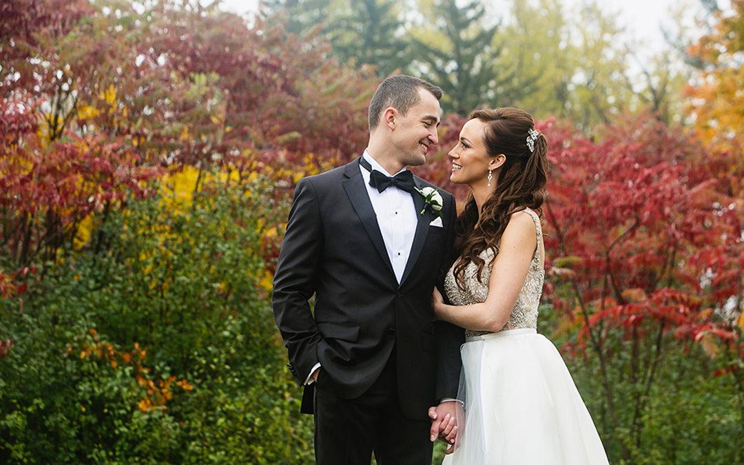 Sarah and Piotr's Armour House Wedding!
