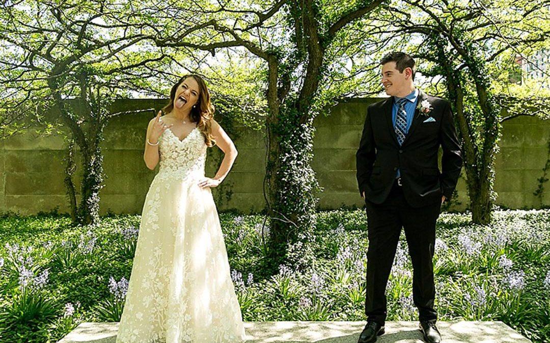 Megan and Stephen's Odyssey Boat Wedding