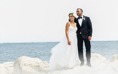 Stephanie and Pink's Indian and Jewish Fusion Wedding in Milwaukee!