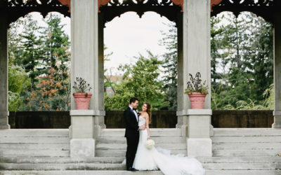 Armour House Wedding in Lake Forest!