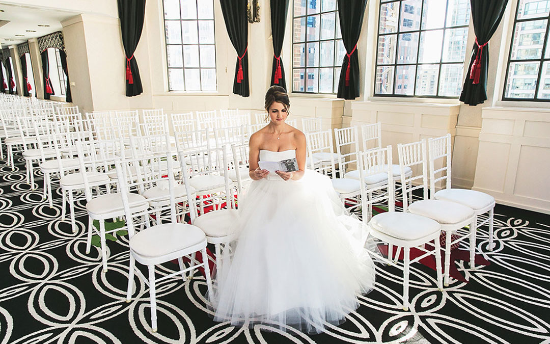 Best Chicago Hotels for Wedding Getting Ready Photos and First Looks