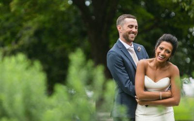 Sonu and Tony's Chicago History Museum Wedding!