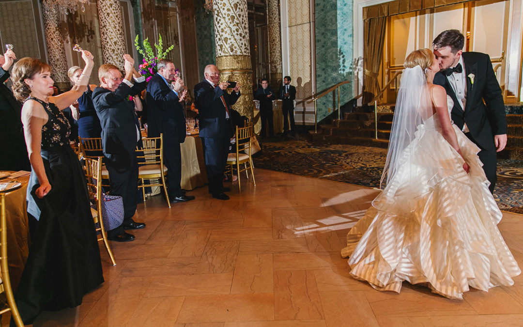 Erin and Steve's Drake Hotel Wedding