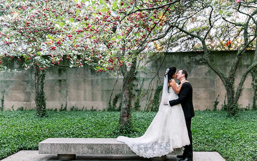 Karina and Nate's River North Westin Wedding