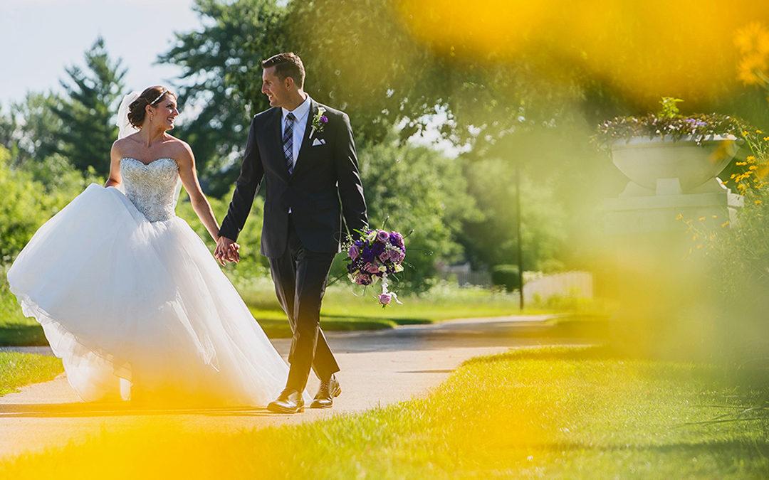 A Summery Loews Hotel Wedding!