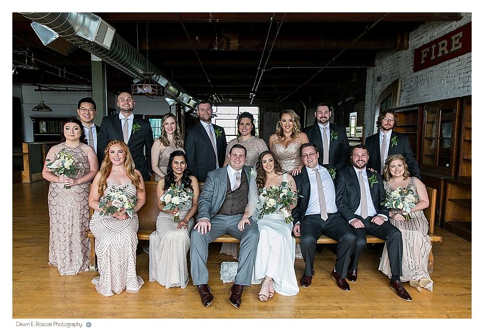 Salvage One Summer Wedding