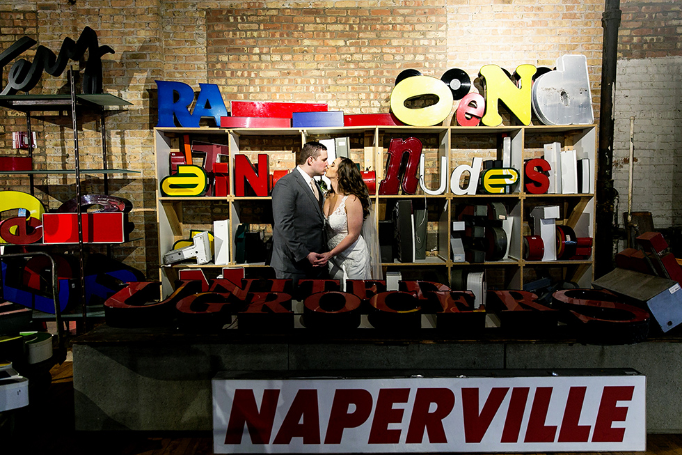 Salvage One Wedding Teasers!