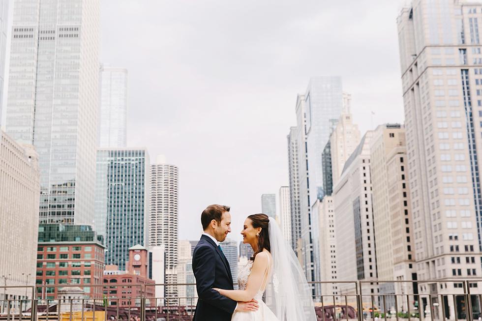 Merchandise Mart Wedding Teaser Pics!