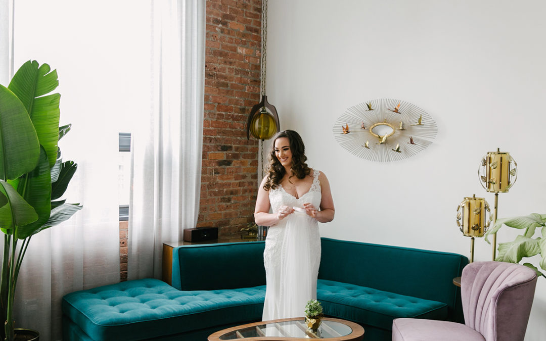 Best Chicago Spots for Wedding Getting Ready Photos
