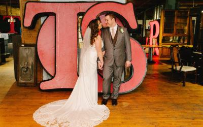 Salvage One Summer Wedding!
