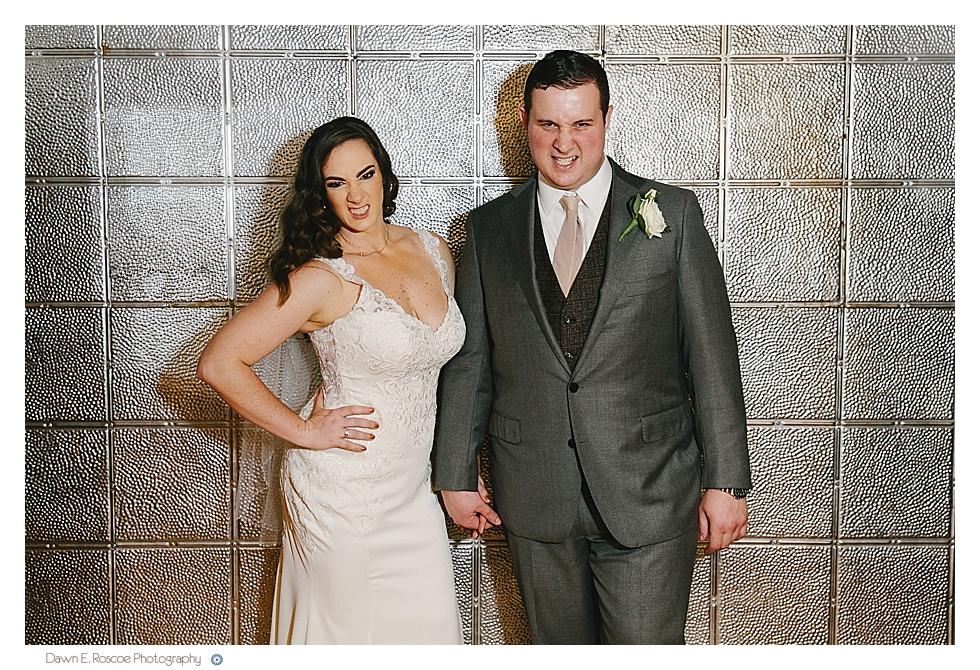Salvage One Wedding