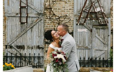 Another Salvage One Chicago Wedding!