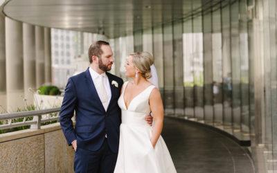 Chicago River Roast Wedding!