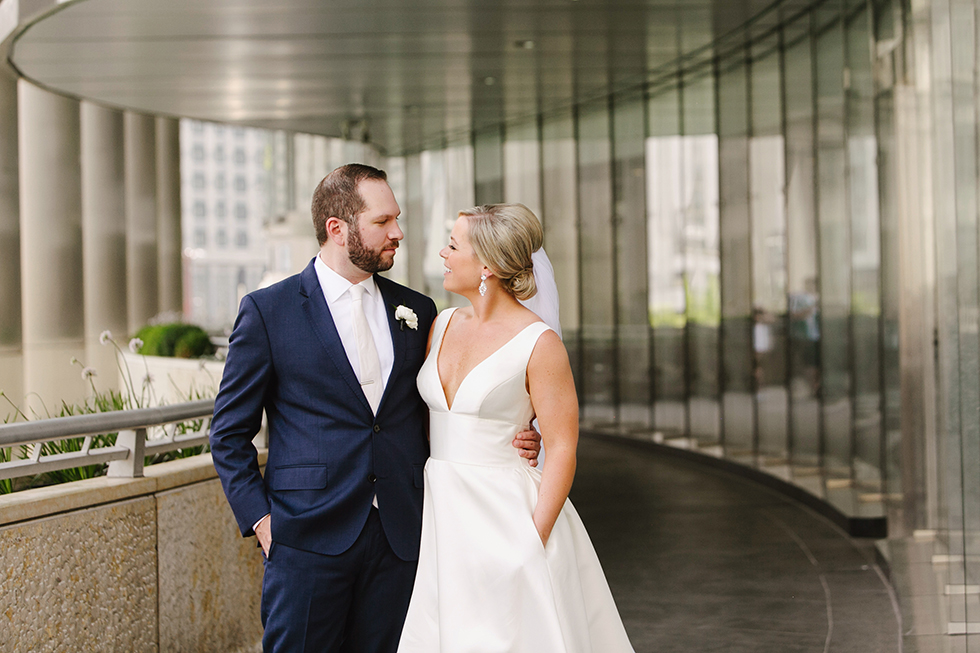 Chicago River Roast Wedding!