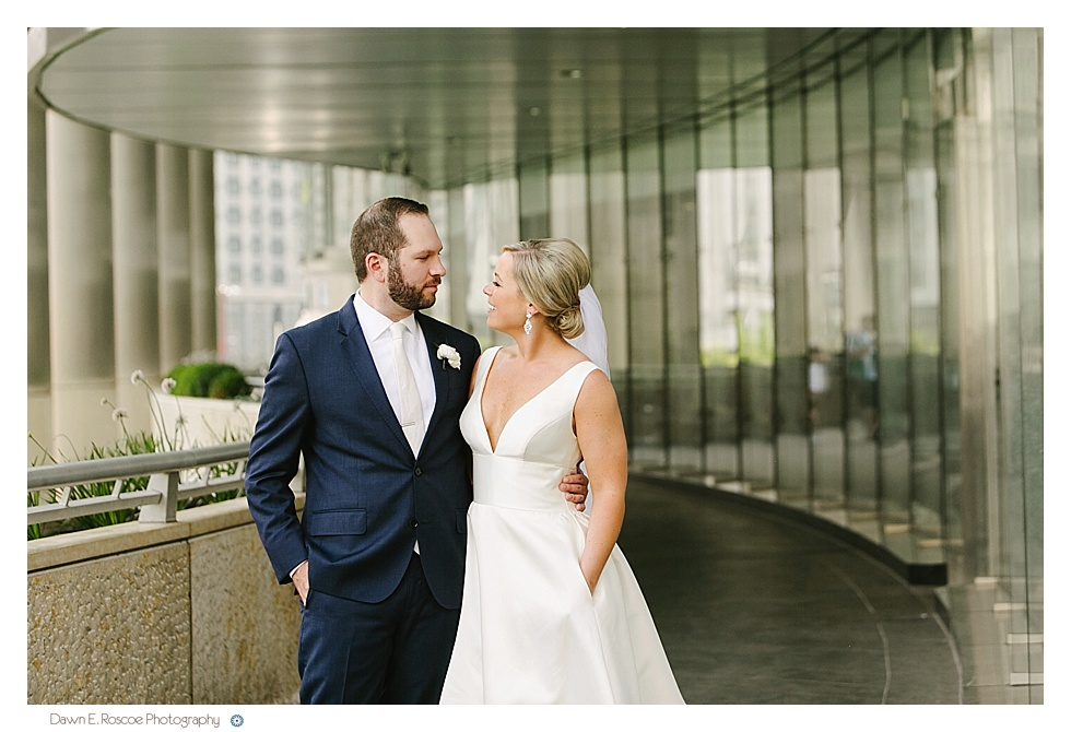 Chicago River Roast Wedding