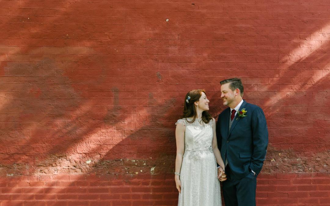 Homestead on the Roof Wedding!
