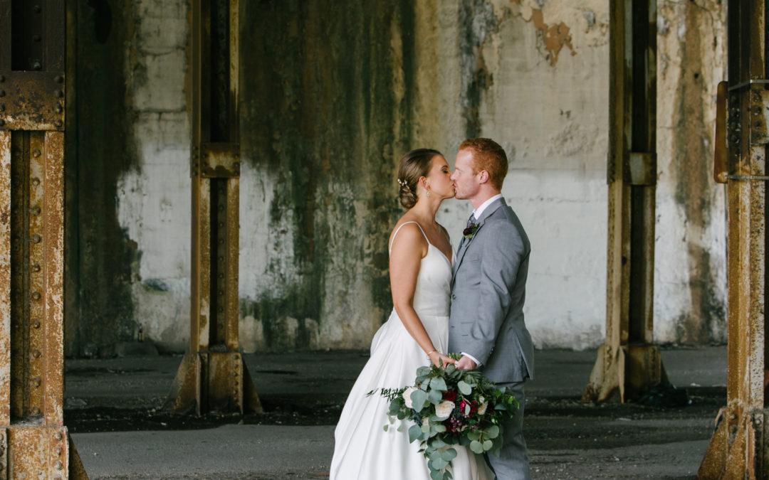 Ignite Glass Studio Wedding!